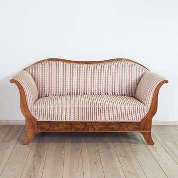 biedermeier sofa antiquit ten berlin antikm bel antike m bel. Black Bedroom Furniture Sets. Home Design Ideas