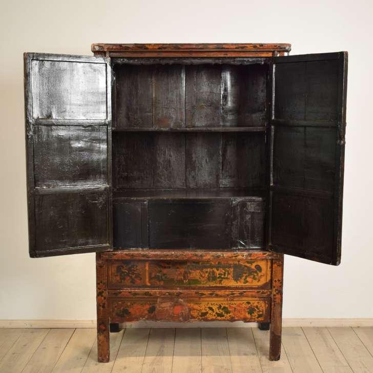 chinesischer hochzeitsschrank antiquit ten berlin antikm bel antike m bel. Black Bedroom Furniture Sets. Home Design Ideas
